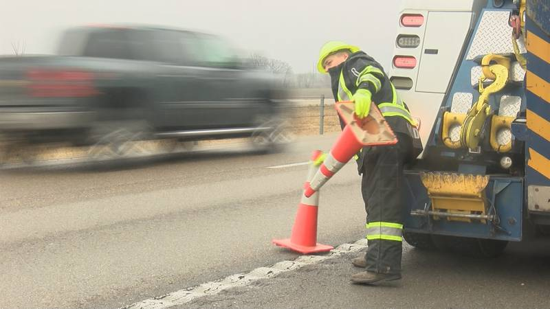 Emergency workers in the Heartland want more drivers to follow the state's 'Move Over' law...