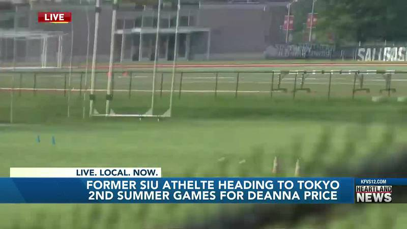 Former SIU athlete Deanna Price gets another shot to chase her dreams at this year's summer...