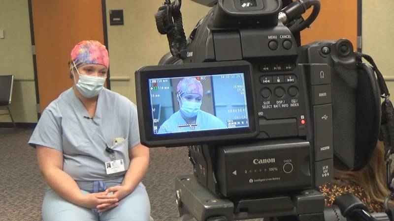 Dr. Gretchen Price speaks candidly with Crystal Britt about what she sees on a daily basis...