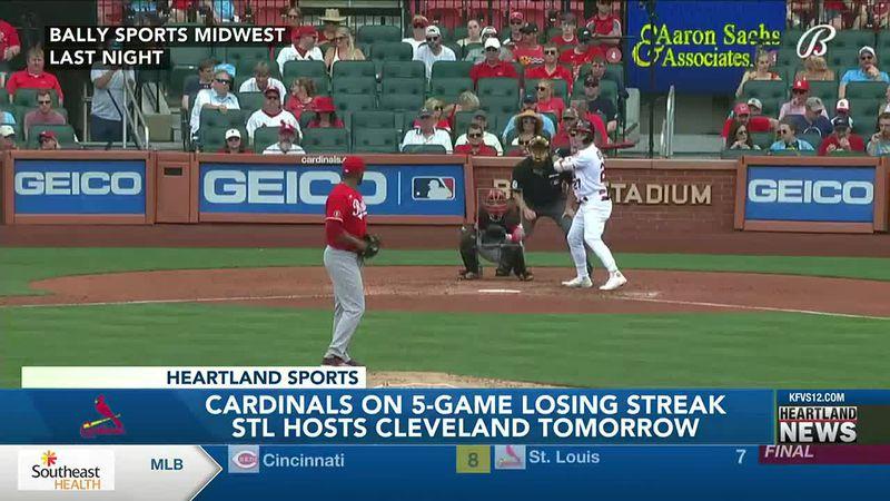 Heartland Sports 6 p.m. 6/7