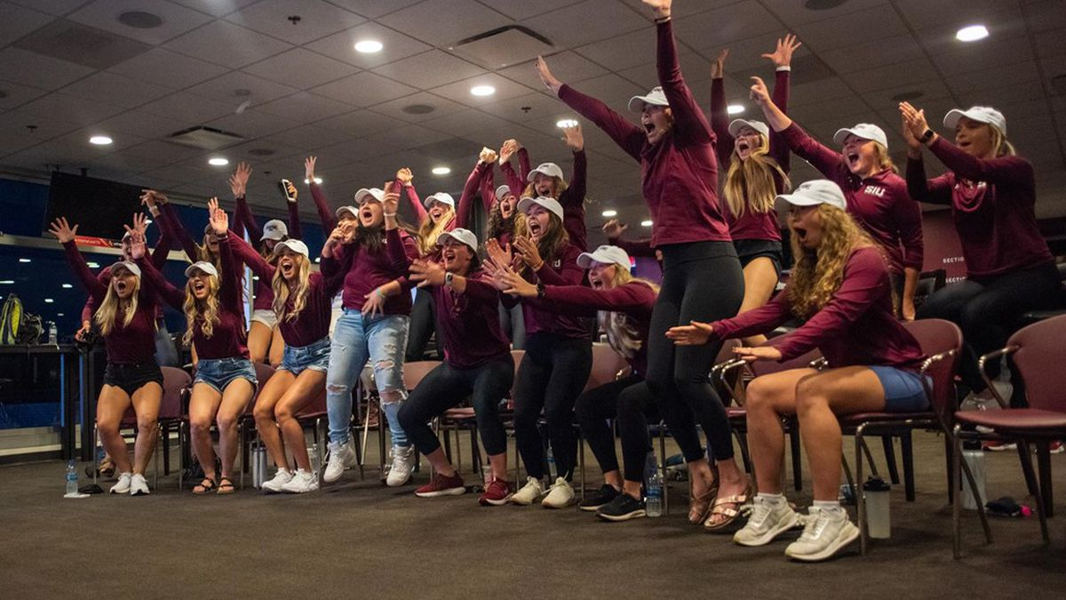 The Southern Illinois University softball team learned its placement for the Tempe Regional on...
