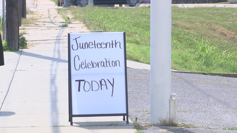 People are celebrating the latest holiday, Juneteenth. It's not the first year the day's been...