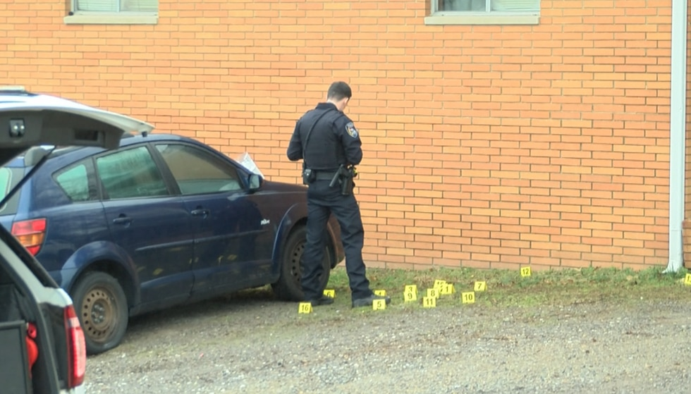 Police are investigating after a report of shots fired. (Source: KFVS)