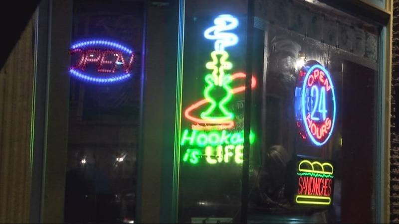 Hookah bars and restaurants like Cafe 360 have exploded in popularity in Louisville in the past...