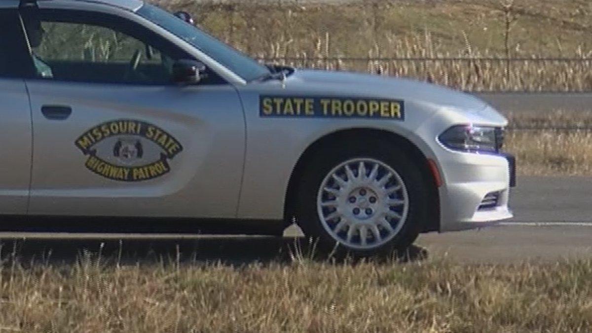 Missouri State Highway Patrol increasing patrols over Thanksgiving.