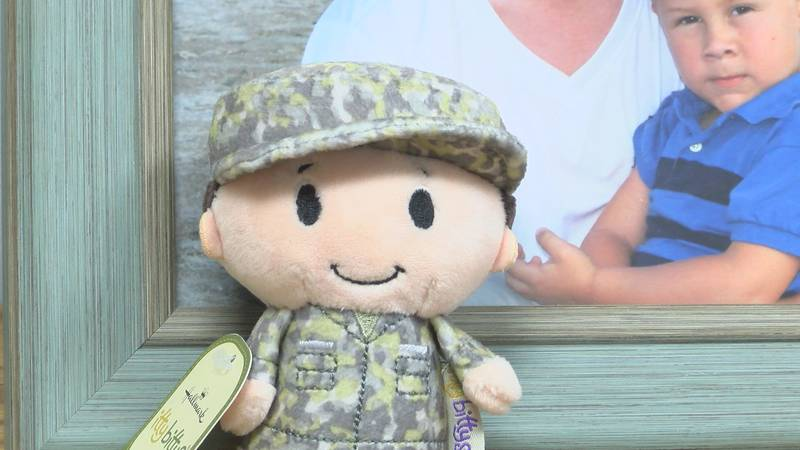 Traveling is expensive and for military families that can be the one this keeping them from...