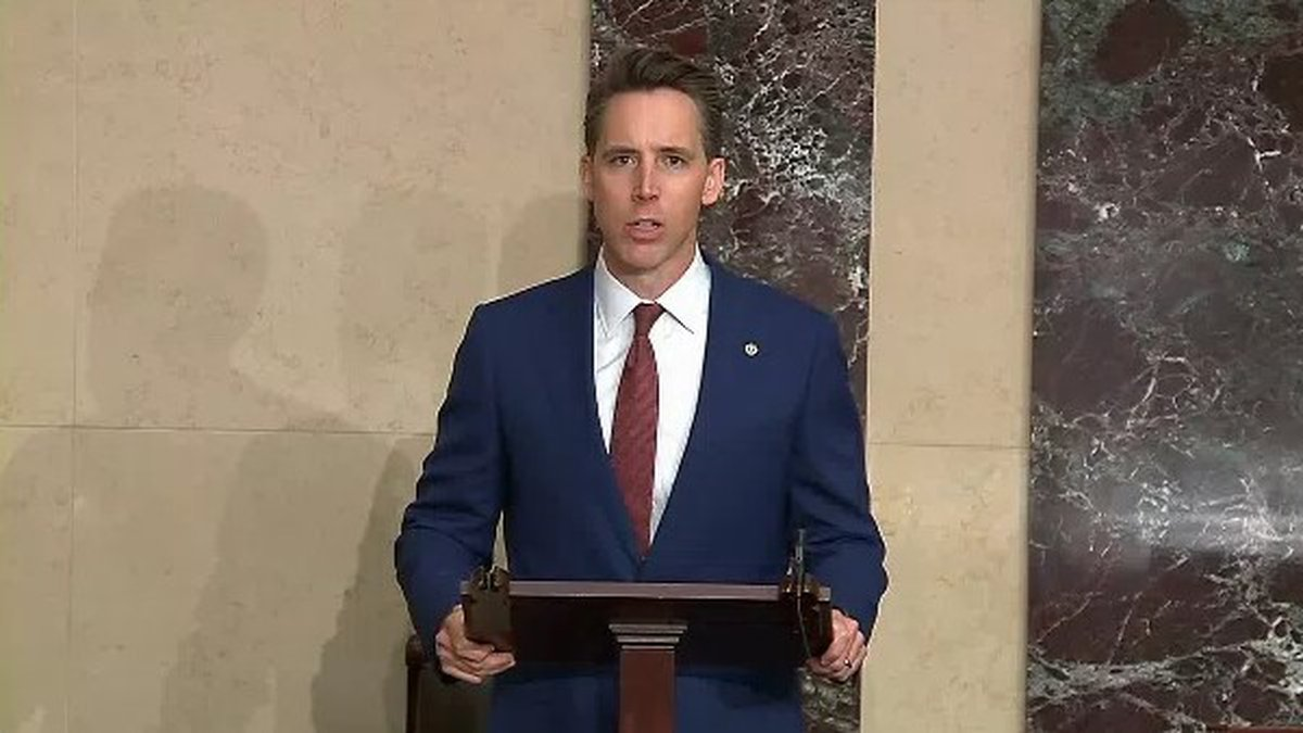 U.S. Senator Josh Hawley (R-Mo.) honored fallen Missouri Marine Lance Corporal Jared Schmitz...