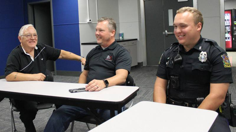 Three generations of one family served with the Paducah Police Department.