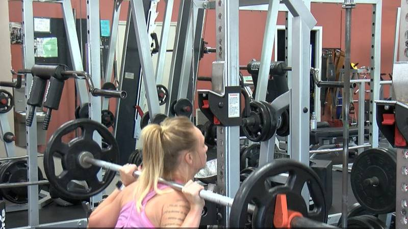 This Jackson, Missouri mom is taking her health and fitness goals to a whole new level.