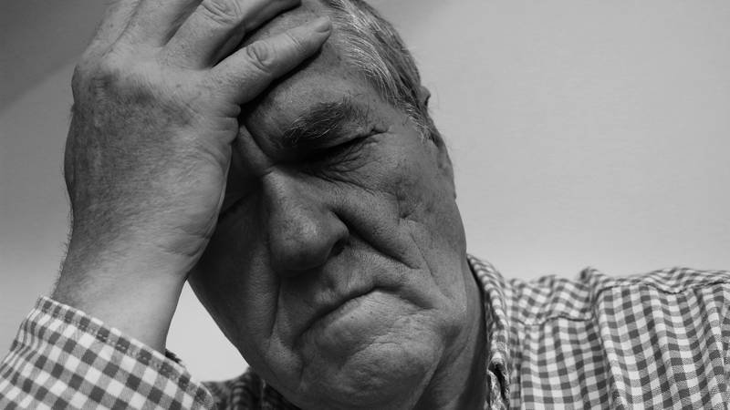 People who suffer from migraines may feel worse as weather patterns change rapidly.