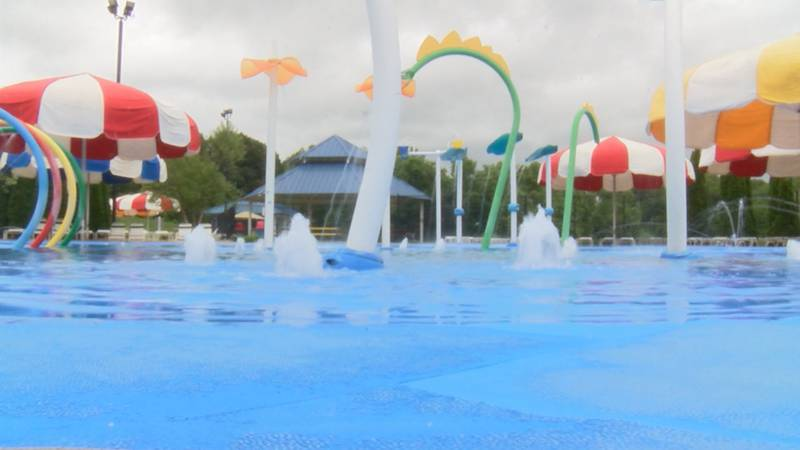 This weekend marks opening day for water parks in the heartland. While some parks decided to...
