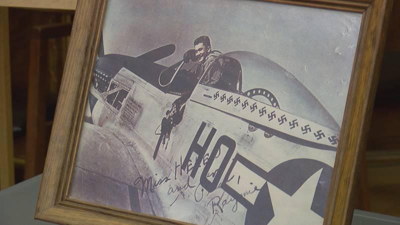Missouri's top scoring, WWII fighter pilot