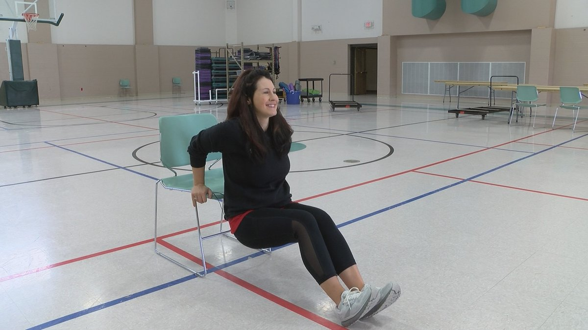 Fitness instructors say there are plenty of ways to get moving without leaving your living room.