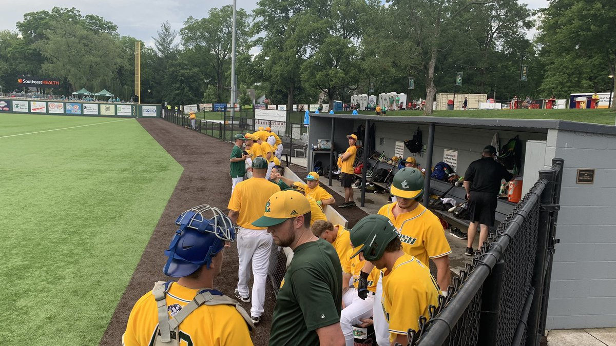 The Catfish will now play at O'Fallon Thursday in the Western Conference Division Championship...