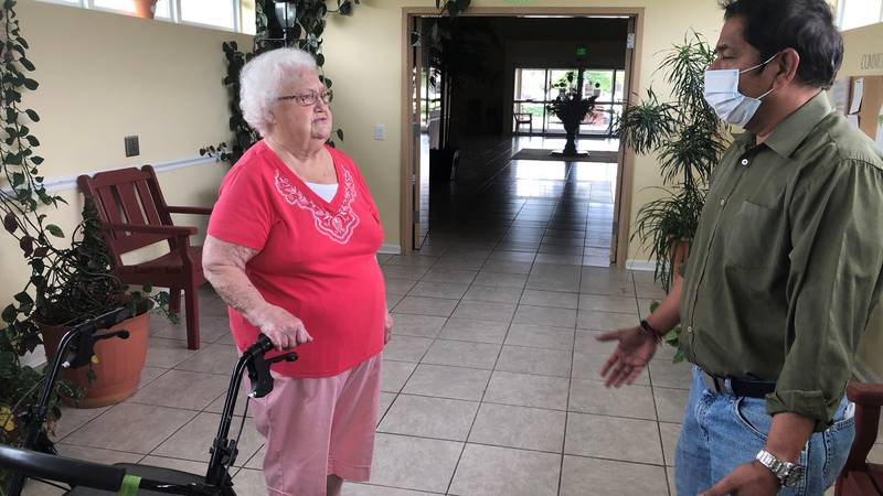 Nursing homes prepare to reopen in Illinois