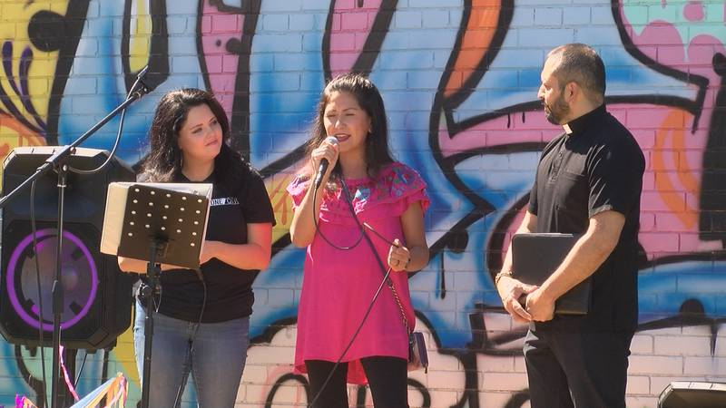 A Hispanic Heritage Festival was hosted by One City in Cape Girardeau on Saturday.
