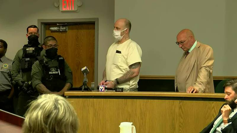 Curtis Watson pleads guilty to murdering prison administrator during 2019 escape