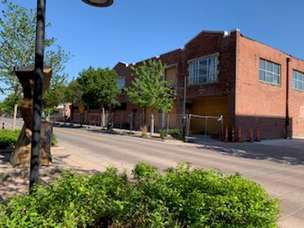 Some new and old businesses will open at 430 Broadway once the building renovation is complete.