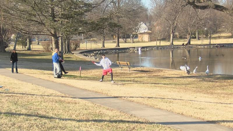 After not seeing any major work for decades, the pond at Capaha Park will drained and upgraded...