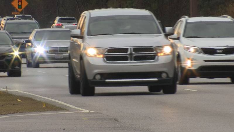 A new improvement project will run along Two Notch Road, stretching from Trenholm Road...