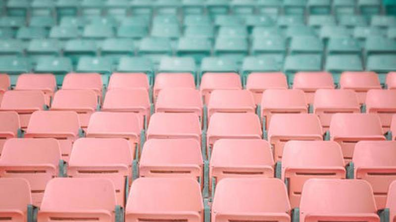 The number of fans is being limited for each team.  (Source: Pexels/stock image)