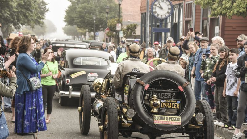 The 37th annual Great Race will make scenic stops along 2,300 miles through several states....