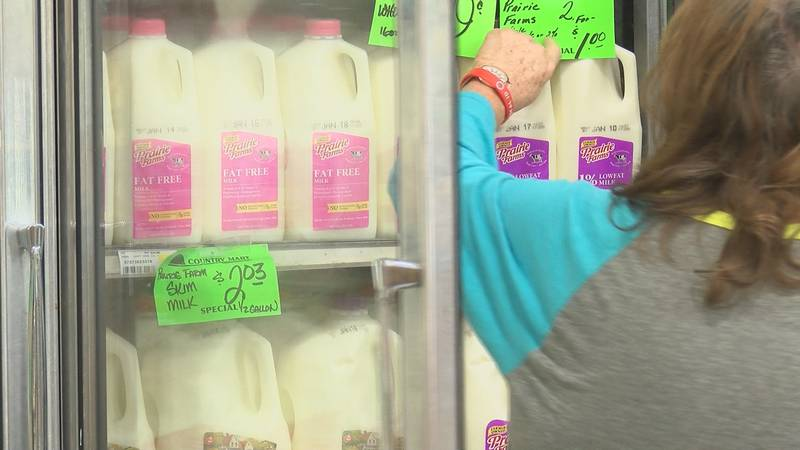 In two months, two of the largest U.S. milk producers have filed for bankruptcy, but how are...