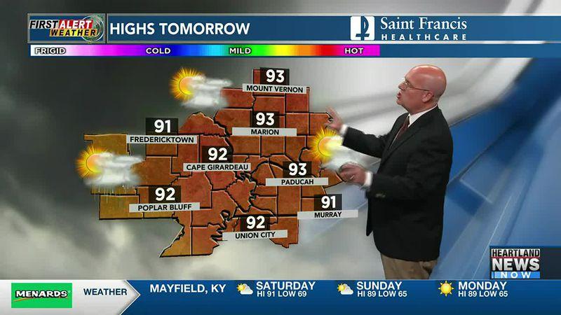 First Alert Weather @ 4 p.m. 6/11/2021