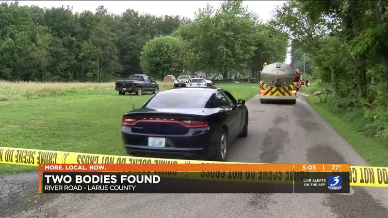 Kentucky State Police say when they got the call on Monday, they were not only investigating...
