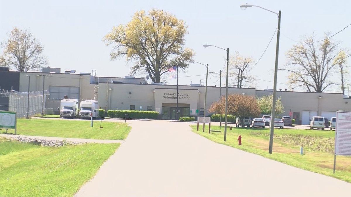 Between February 2020 and February 2021, the Pulaski County jail had 111 cases of COVID-19.
