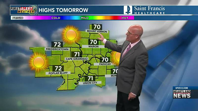 First Alert Forecast at 10 p.m. on 10/16/21