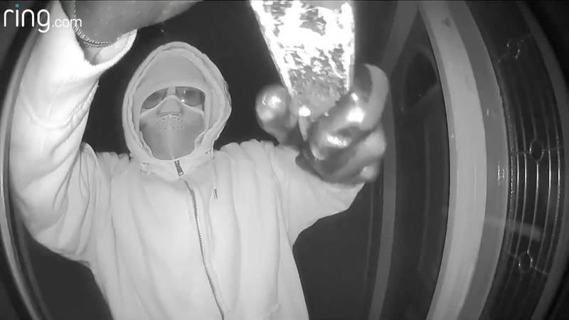 Lubbock man arrested during burglary