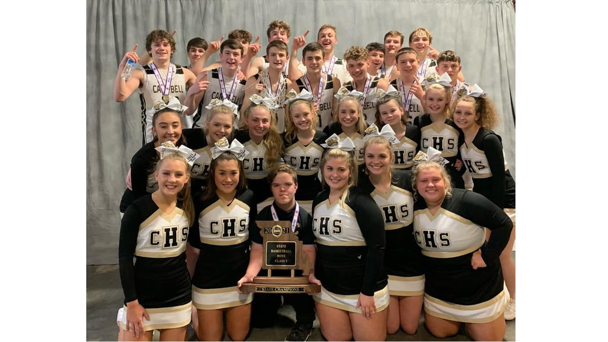 Campbell Camels win first state championship in school history. (Source: Principal Ben Foster)
