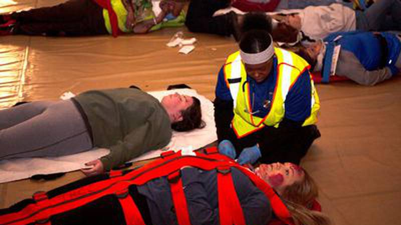Three Rivers College will hold its biannual mass casualty training event Tuesday, November 26,...