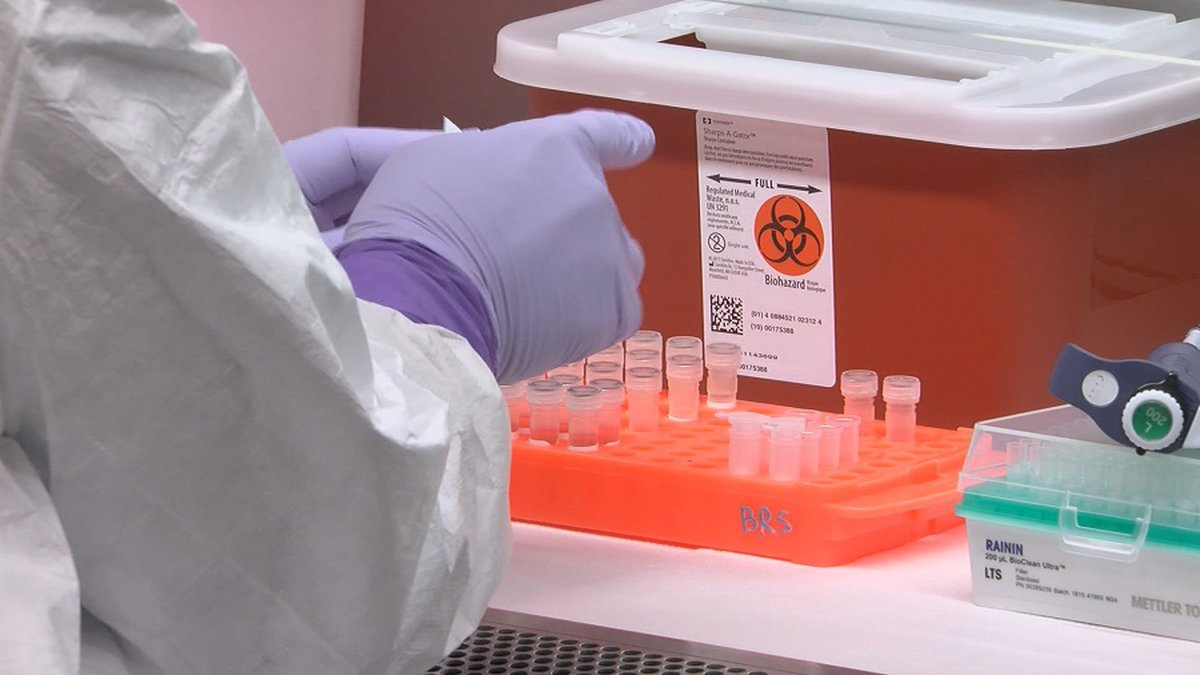 The Perry County Health Department reported eight new COVID-19 cases on Thursday, October 7.