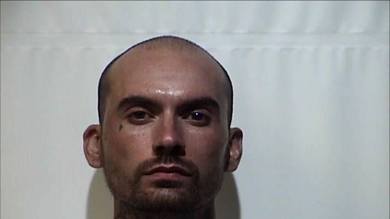 Dean D. Adornato, 26 of Nebo, Ky., was arrested following a stand-off on I-24 with law...