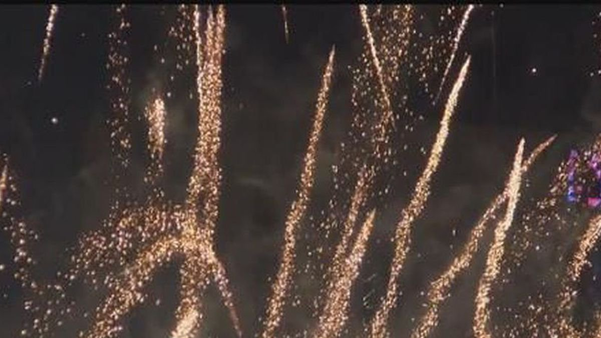 The 53-year-old man says he was with a group of boys who were shooting fireworks at a local...
