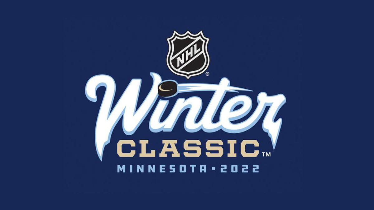 The St. Louis Blues will play the Minnesota Wild on January 1, 2022 at Target Field.