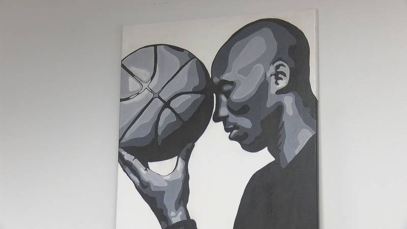 Athletes in the Heartland are continuing to mourn the loss of Kobe Bryant, and commemorate the...