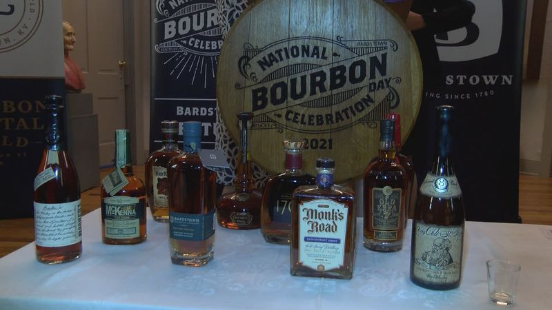 Gov. Andy Beshear joined Heaven Hill Brands President Max L. Shapira, and local officials to...