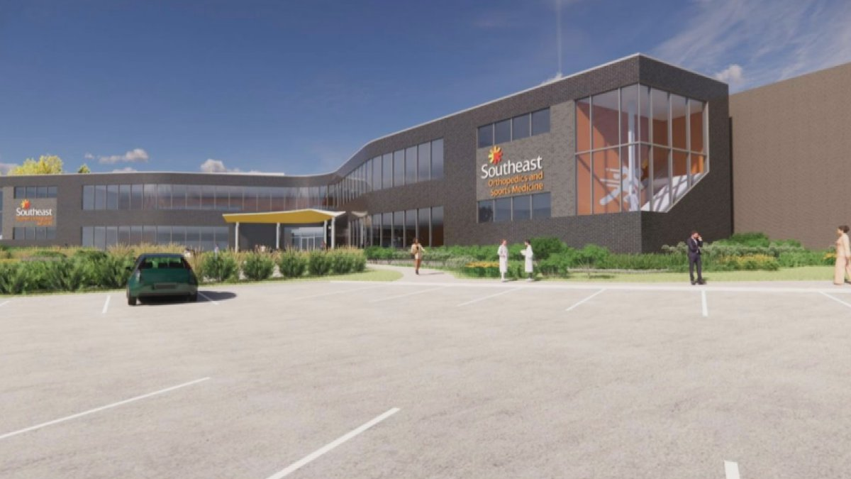 SoutheastHEALTH unveiled plans for a $125 million, three-phase expansion.