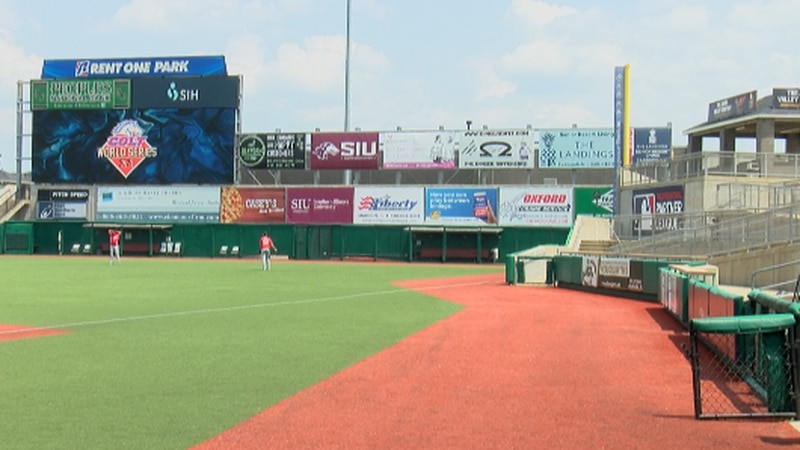 The 67th Colt World Series takes place in Marion, Illinois at Rent One Park.