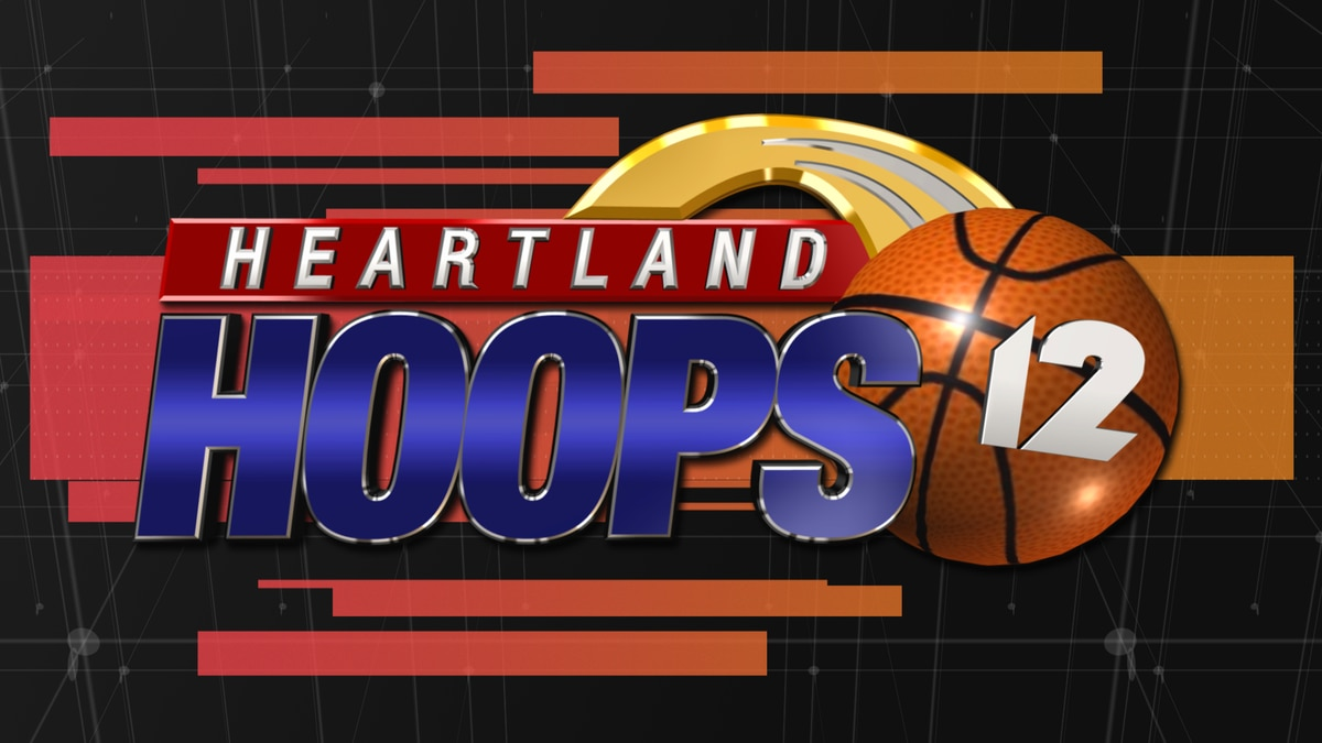Heartland Hoops schedule for Friday 1/17.