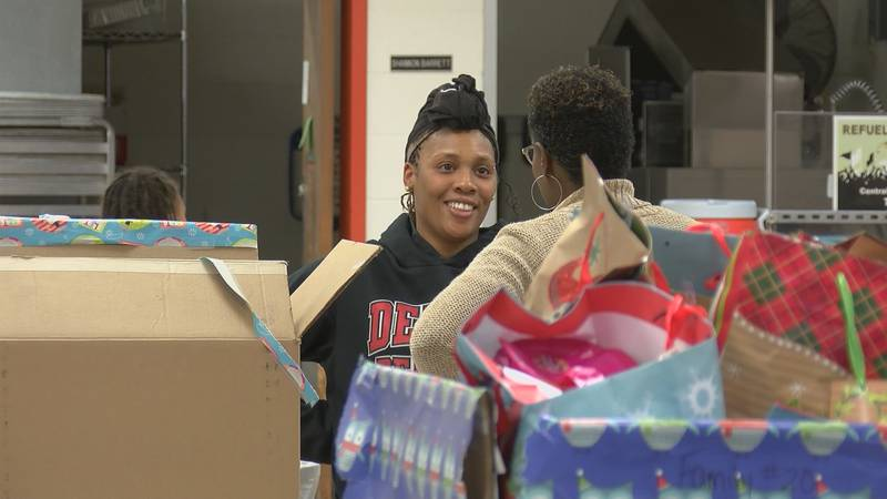 A mentoring program at Cape Central Middle School is stepping up to spread joy to local...