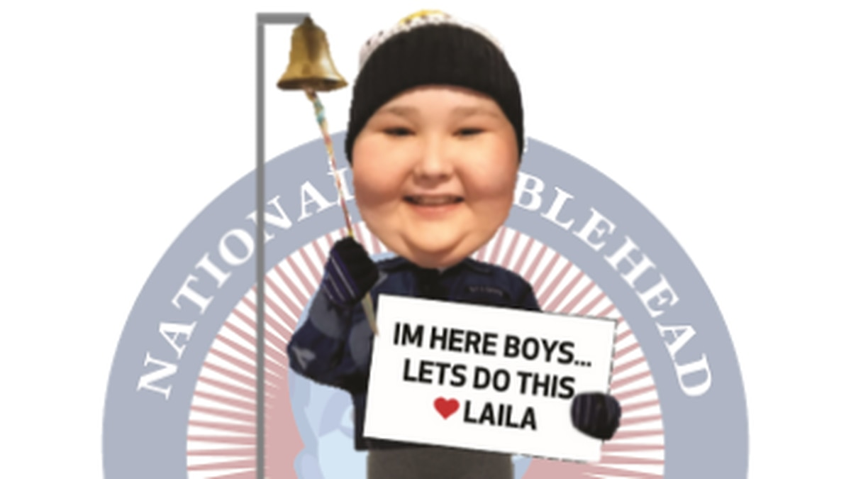 You can pre-order your bobblehead of Laila Anderson now. (Source: National Bobblehead Hall of...