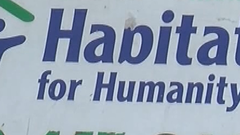 Habitat for Humanity continuing to build houses for those in need, during the pandemic.