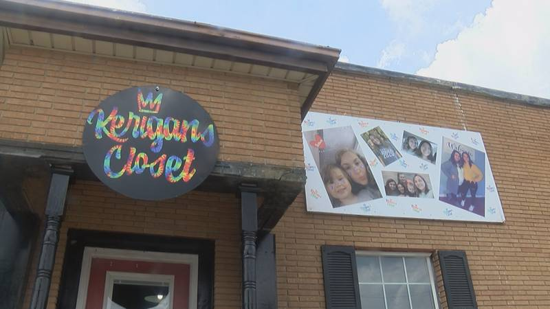 A Portageville, Missouri family opens a store in memory of their daughter.