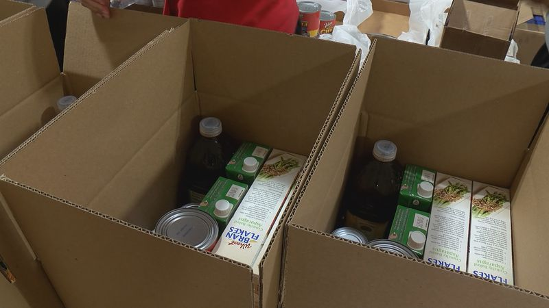 The SEMO Food Bank's volunteer slots are filling up, but there are still open slots available.