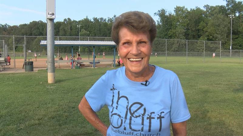 At 83, Helen has no plans to stop (Source: KFVS)
