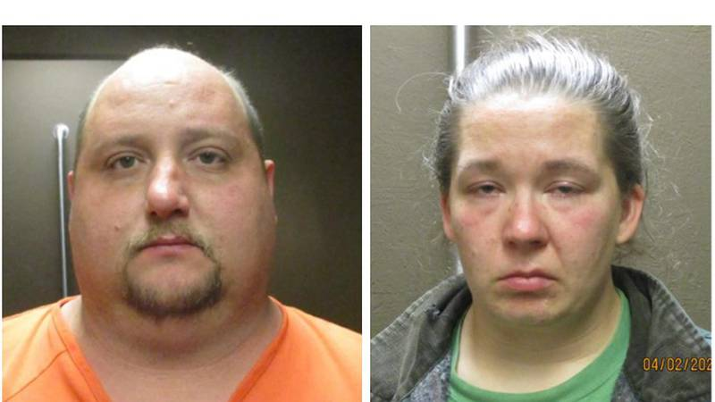 (From left) Joshua Proffer and Heather Watson are charged with 1st degree murder in the death...